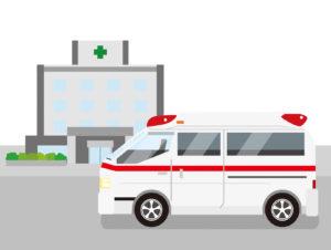 救急対応、当直業務