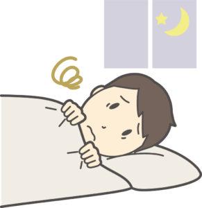 不眠(早朝覚醒)